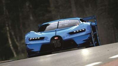 2015 Bugatti Vision Gran Turismo Frankfurt 49
