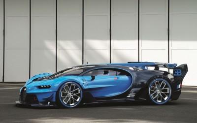 2015 Bugatti Vision Gran Turismo Frankfurt 6