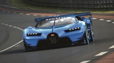 2015 Bugatti Vision Gran Turismo Frankfurt 7