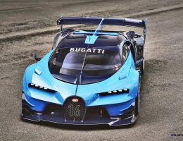 2015 Bugatti Vision GT in 60 Stunning Images – RWD Atmospheric W16 for LeMans 2016?