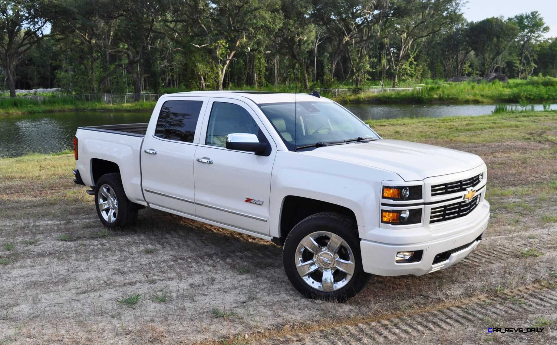2015 chevrolet silverado ltz review. Black Bedroom Furniture Sets. Home Design Ideas