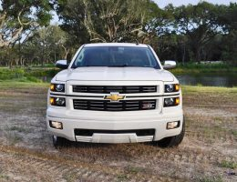 Road Test Review – 2015 Chevrolet Silverado LTZ Z71 4WD Custom Sport Edition