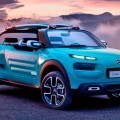 2015 Citroen Cactus M Concept - Jolly Surf Special Runs Inflatable AirFrame Soft-Top
