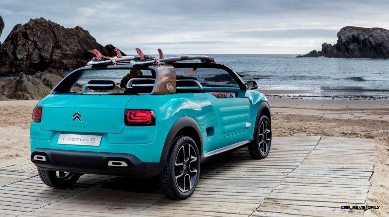 2015 Citroen Cactus M Concept 33