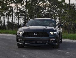 HD Road Test Review – 2015 Ford Mustang EcoBoost Automatic is 5.5-Second Hero!