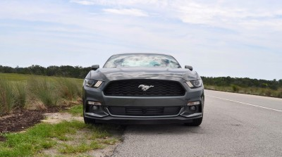 2015 Ford Mustang EcoBoost Automatic Review 60