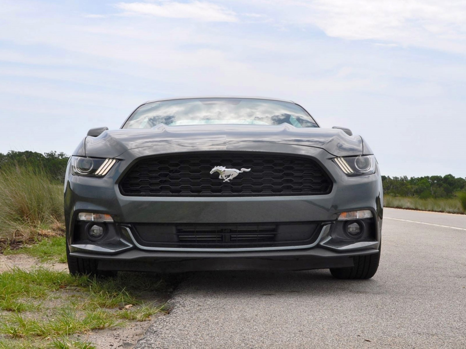 2015 ford mustang ecoboost automatic review 62. Black Bedroom Furniture Sets. Home Design Ideas