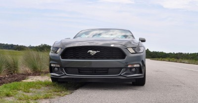2015 Ford Mustang EcoBoost Automatic Review 64
