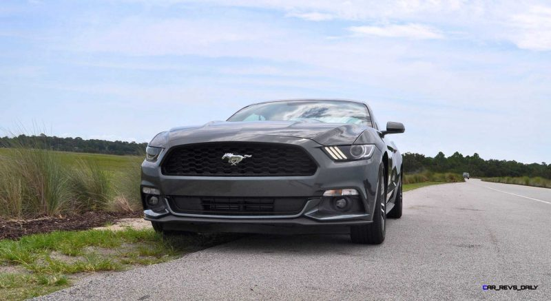 2015 Ford Mustang EcoBoost Automatic Review 65