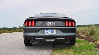 2015 Ford Mustang EcoBoost Automatic Review 69