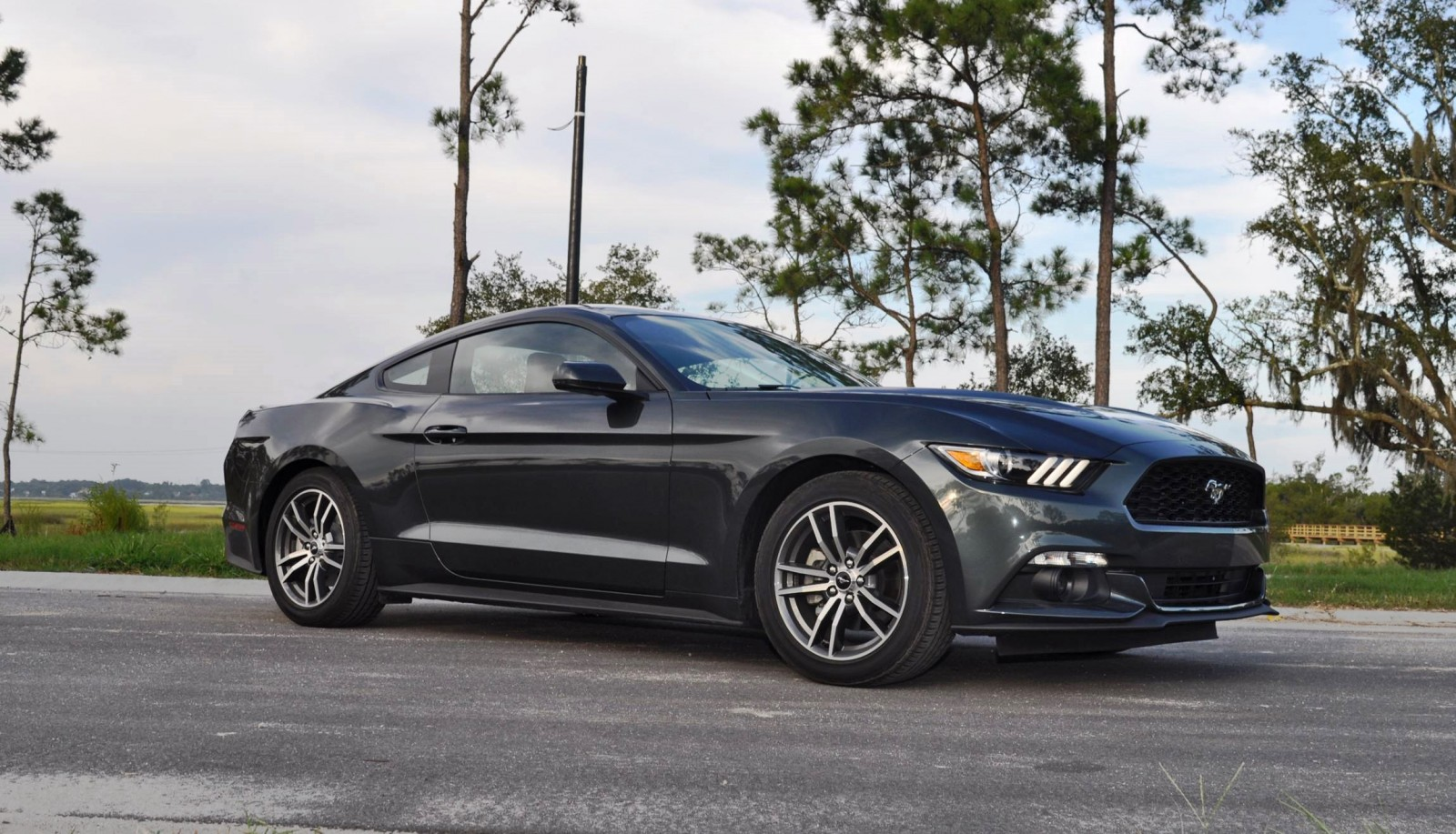 2015 ford mustang ecoboost automatic review. Black Bedroom Furniture Sets. Home Design Ideas