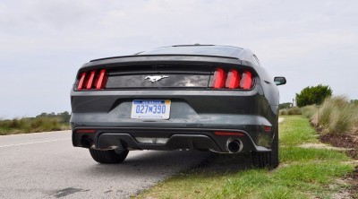 2015 Ford Mustang EcoBoost Automatic Review 70