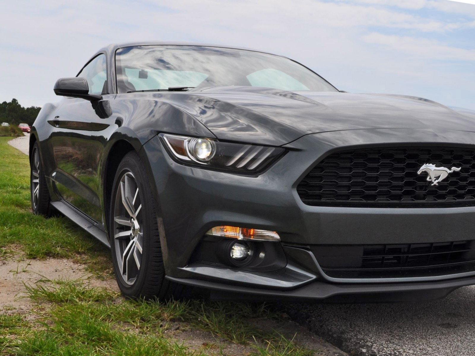 2015 ford mustang ecoboost automatic review 85. Black Bedroom Furniture Sets. Home Design Ideas