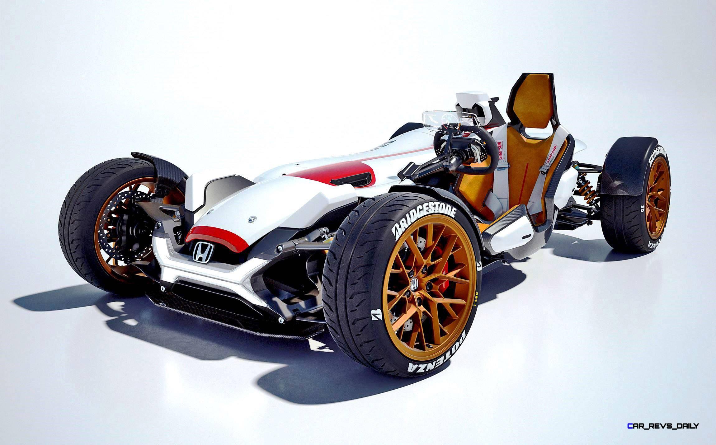 2015 honda project 2 4 concept for Future honda cars
