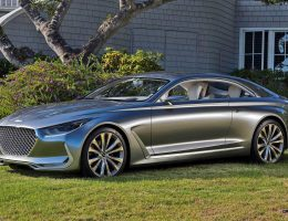 2015 Hyundai Vision G Concept Coupe STUNS In New Photo Set