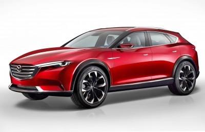 2015 Mazda KOERU Concept 18