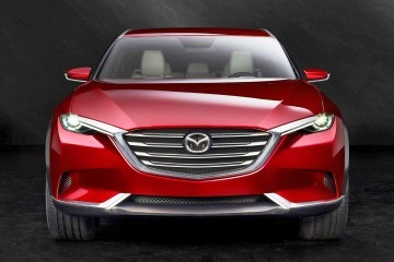 2015 Mazda KOERU Concept Previews Upcoming CX-7 with Slinky Style, 7 Seats
