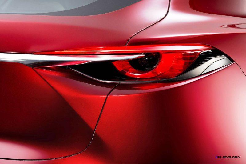 2015 Mazda KOERU Concept 7