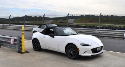 2015 Mazda MX-5 Miata Track Day 1