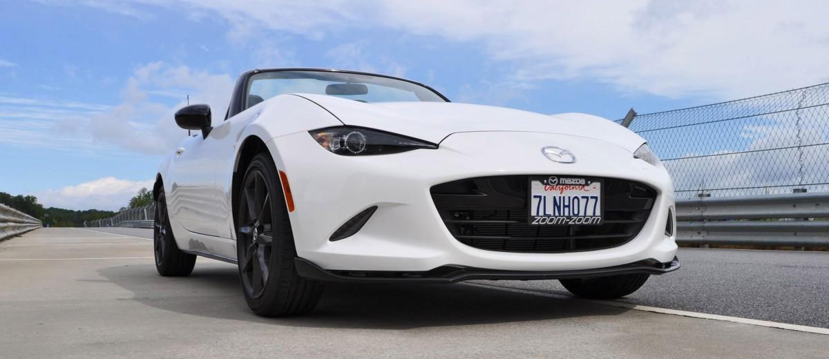 Drive Review - 2016 Mazda MX-5 Miata - by Ben Lewis
