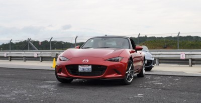 2015 Mazda MX-5 Miata Track Day 3