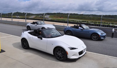 2015 Mazda MX-5 Miata Track Day 47