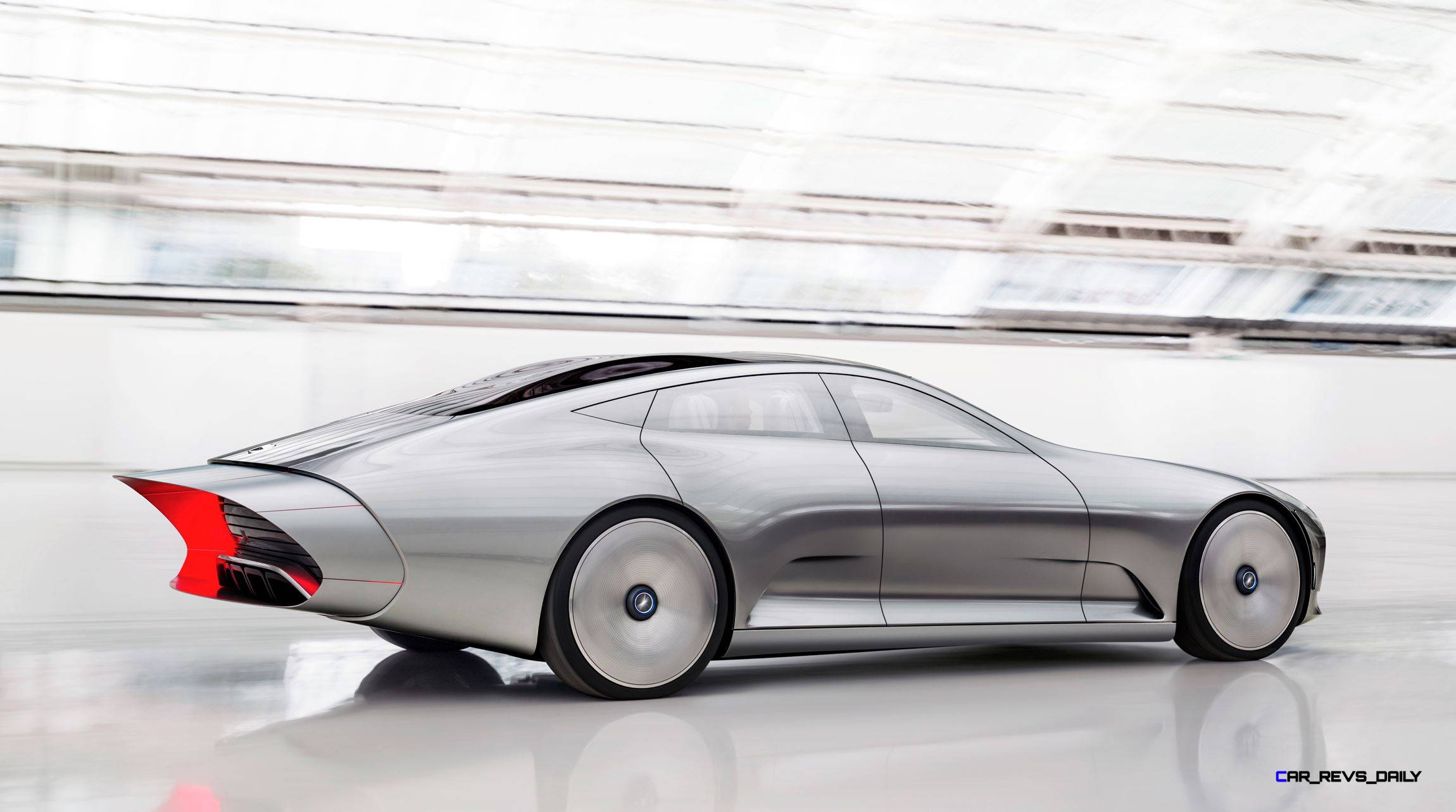 2015 mercedes benz concept iaa for Mercedes benz inspection cost