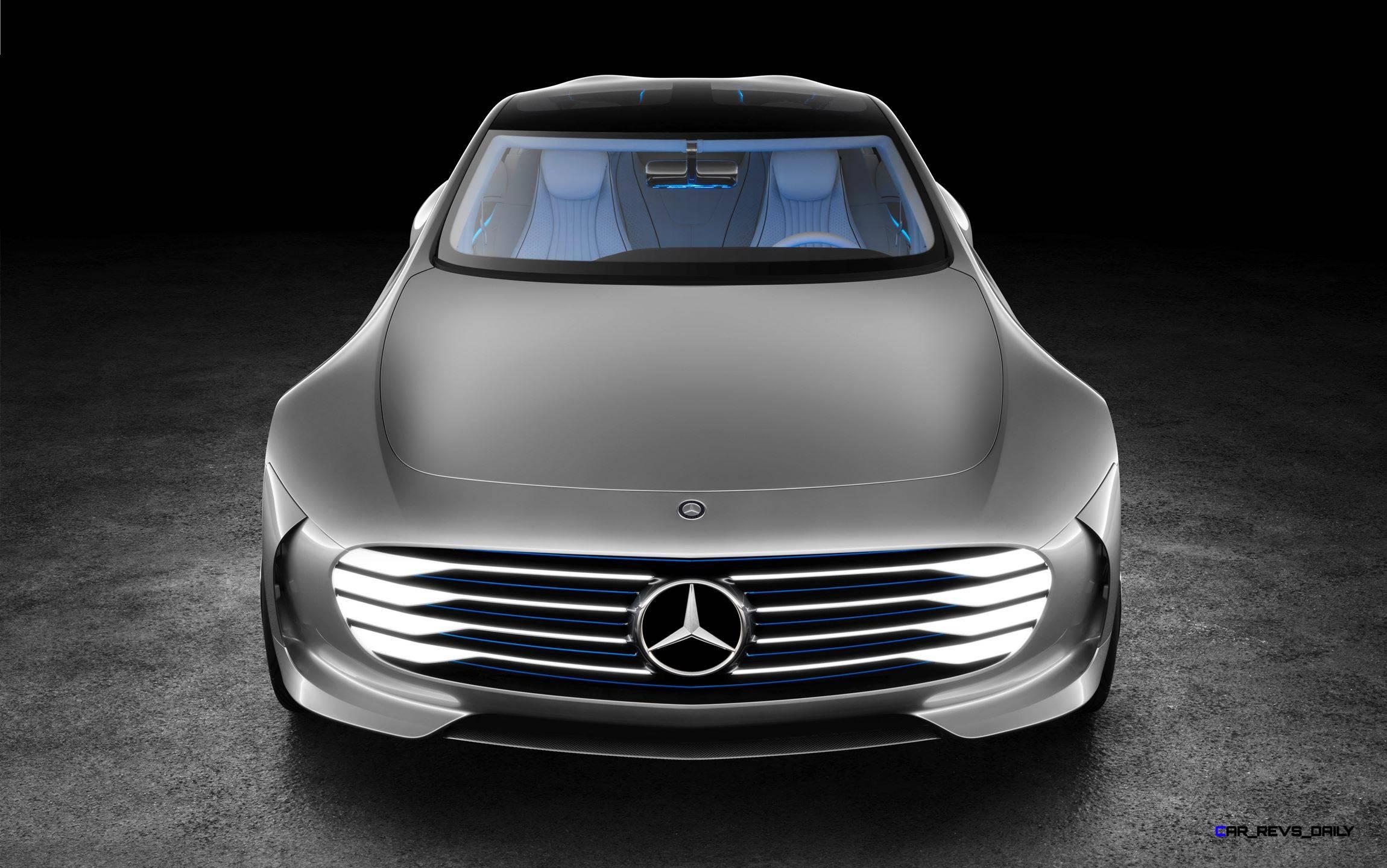 2015 mercedes benz concept iaa for Mercedes benz car