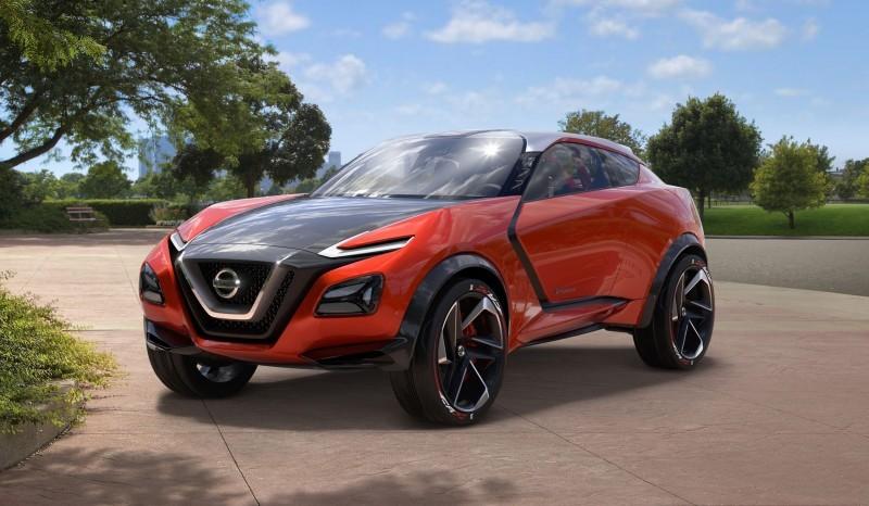 2015 Nissan GRIPZ Concept  10