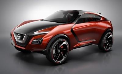 2015 Nissan GRIPZ Concept 1
