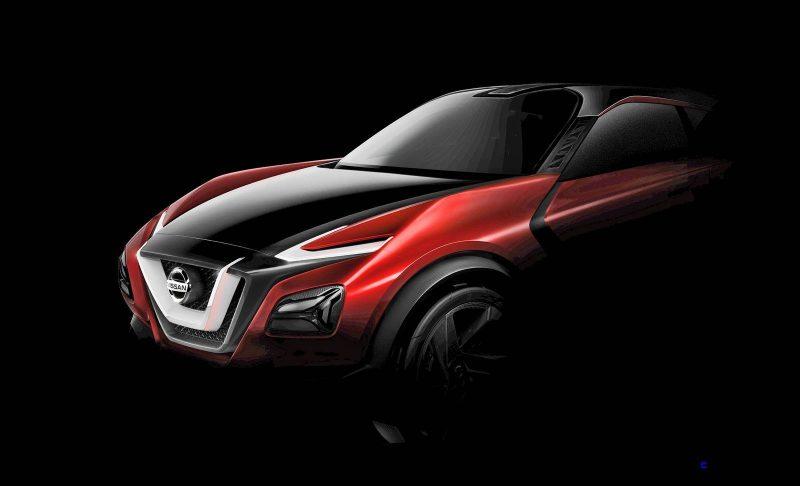 2015 Nissan GRIPZ Concept 2