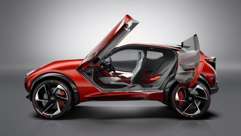 2015 Nissan GRIPZ Concept  5