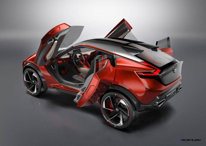2015 Nissan GRIPZ Concept  6