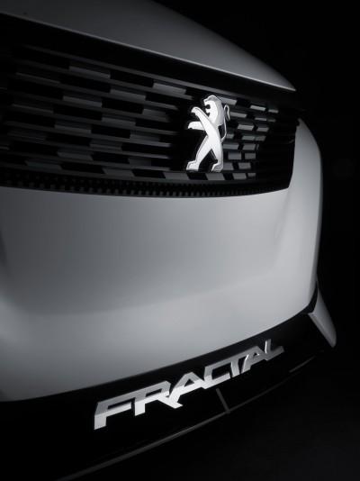 2015 Peugeot FRACTAL Concept 10