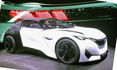 2015 Peugeot FRACTAL Franfurt 1