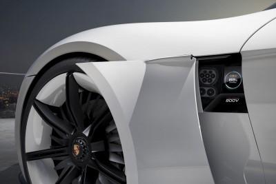 2015 Porsche Mission E 1