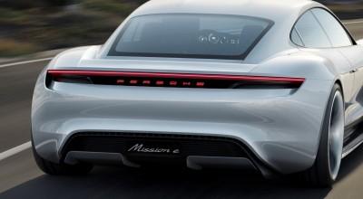 2015 Porsche Mission E 11