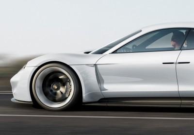 2015 Porsche Mission E 13
