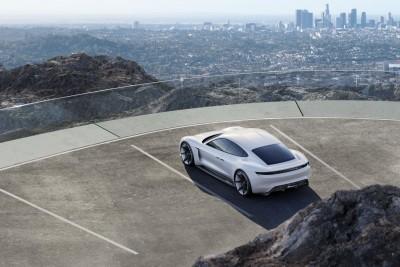 2015 Porsche Mission E 15