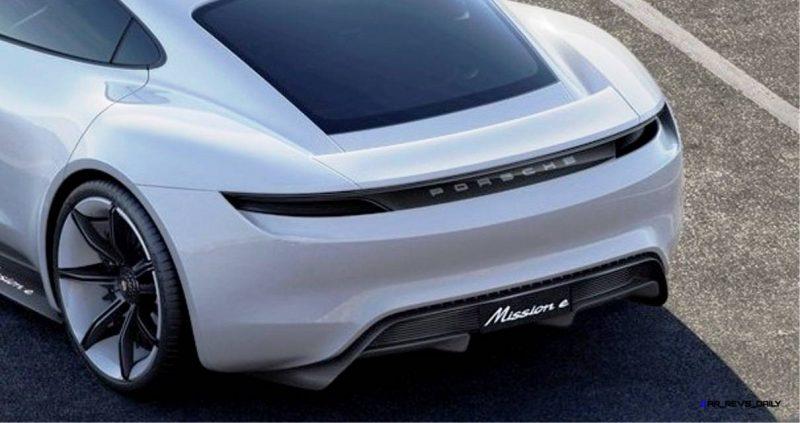 2015 Porsche Mission E 18