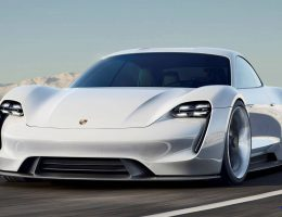 3.5s 2015 Porsche Mission E – 600HP Concept Is 4-Door Battery Boxster!?