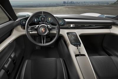 2015 Porsche Mission E 4