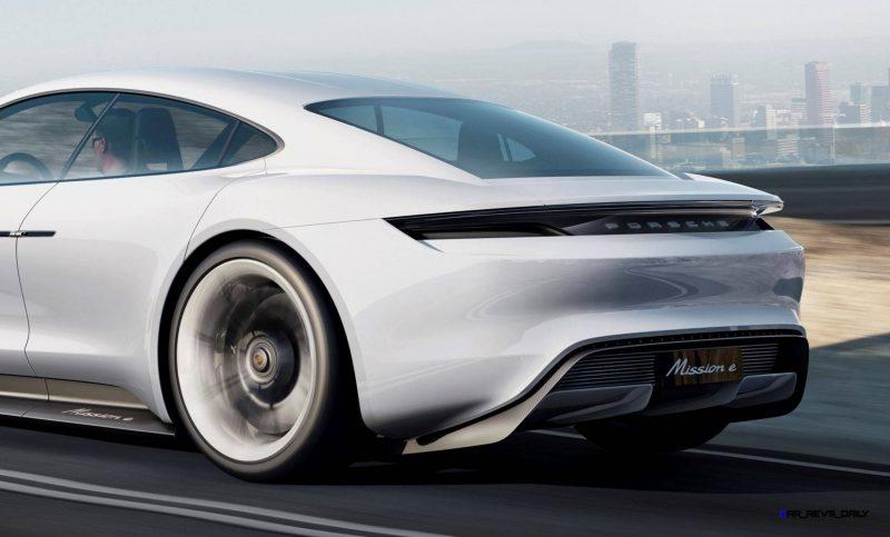 2015 Porsche Mission E 9