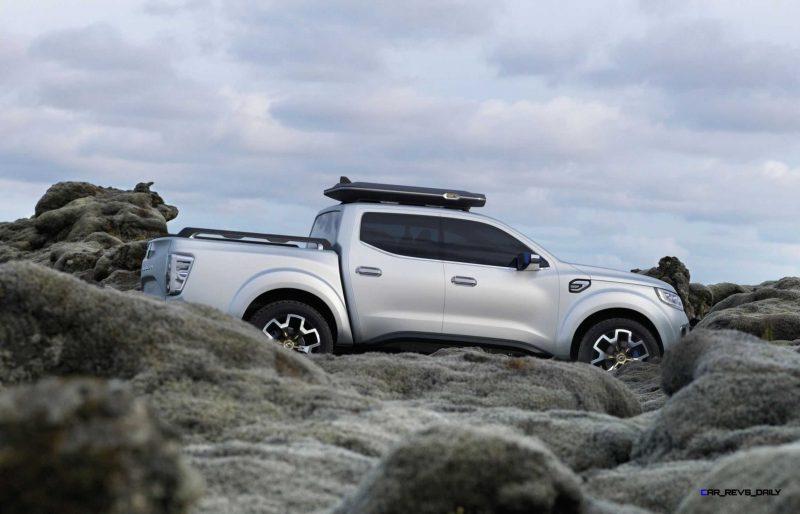 2015 Renault ALASKAN 11