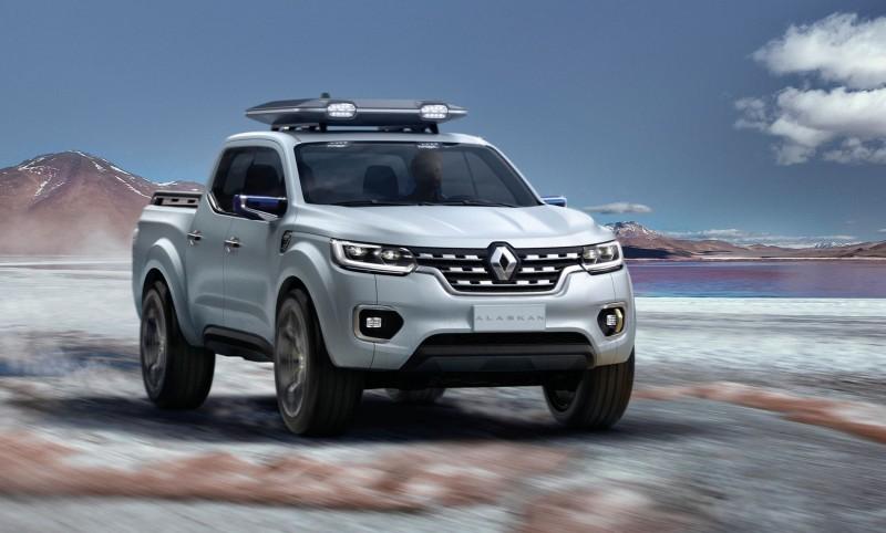 2015 Renault ALASKAN 15