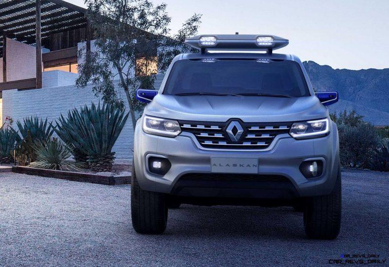 2015 Renault ALASKAN 17
