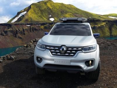 2015 Renault ALASKAN 3