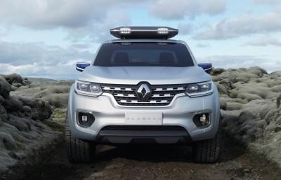 2015 Renault ALASKAN 9
