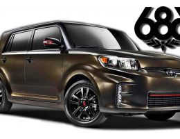 2015 Scion xB 686 Parklan Edition Closes Boxcar Books with Apres-Ski Special