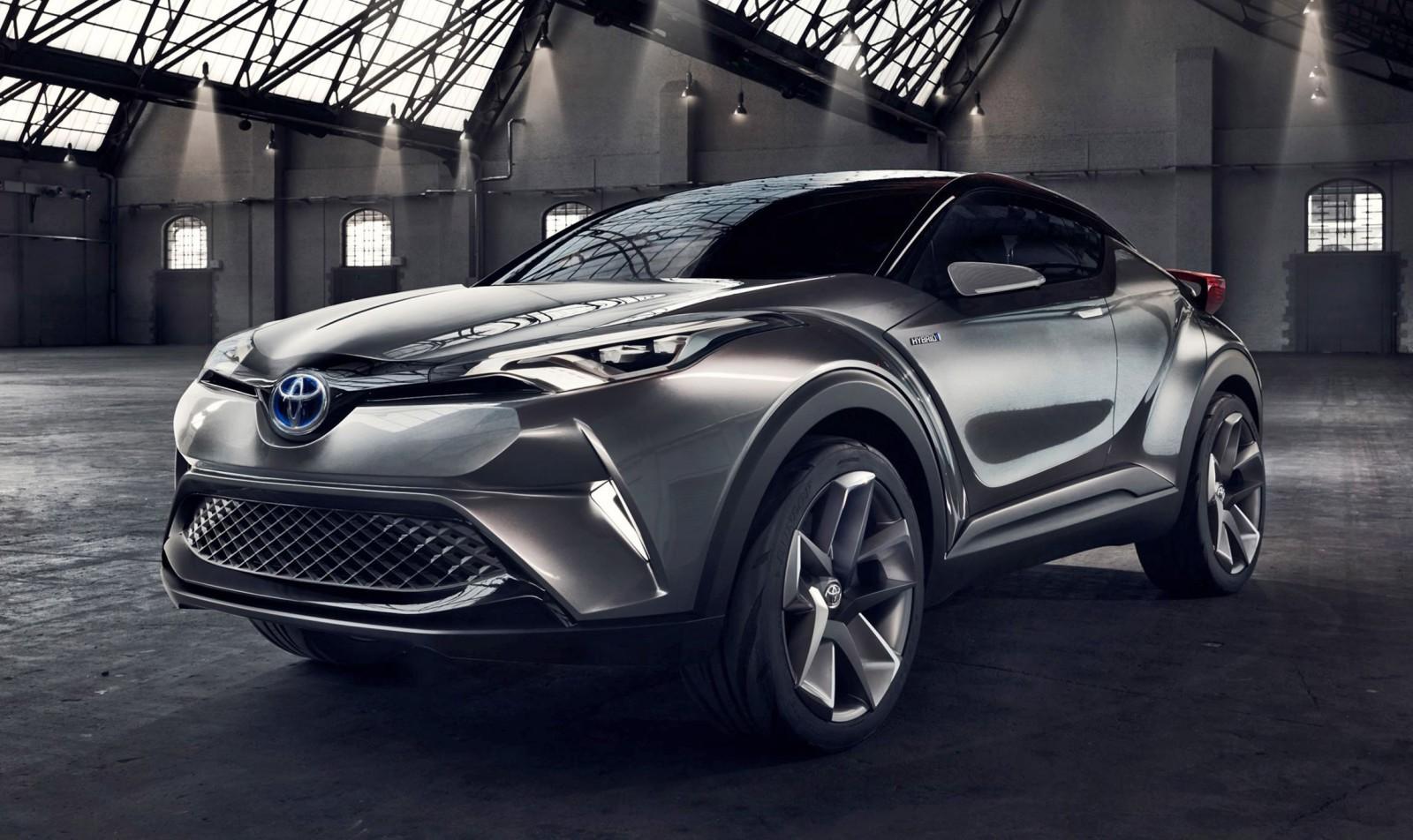 2015 Toyota C Hr Concept 4 Door